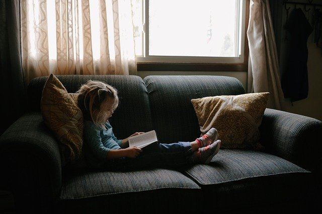 pohodlné čtení