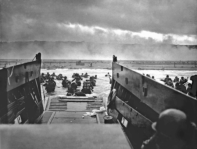 válka v Normandii